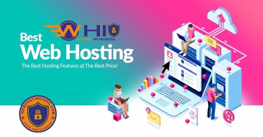 Web Hosting Unlimited No 1 Di Indonesia