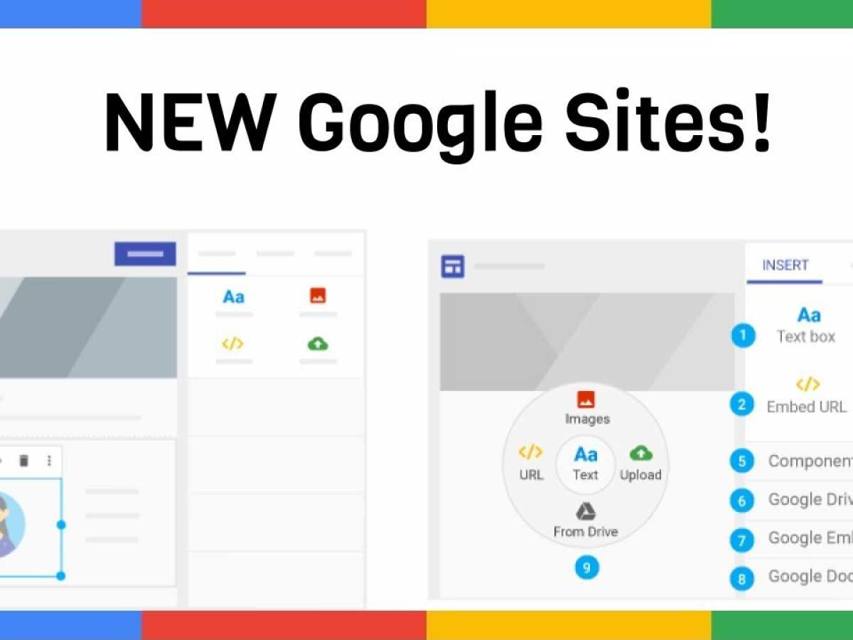 website gratis dengan google site