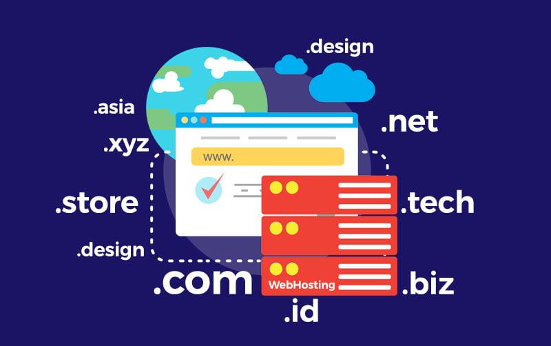 Beli Domain Murah Di WebhostingIndo
