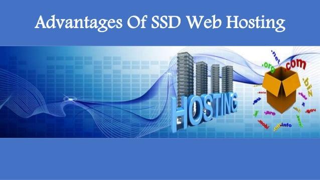 Hosting SSD Murah